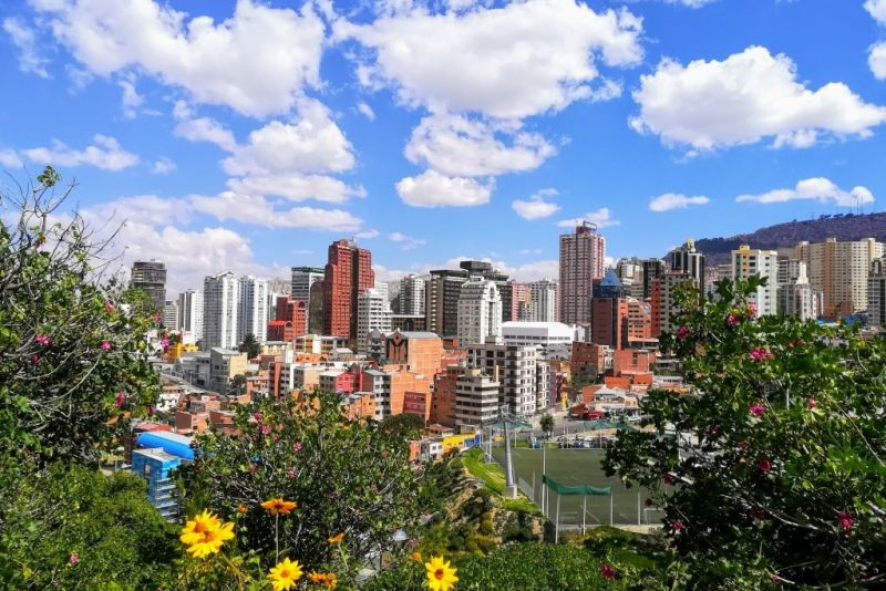 La Paz is one of the best places to go in Bolivia